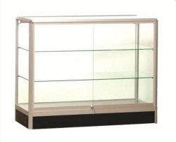 L'aluminium Stand Portable Affichage vitrine modulaire Cabinet (GC-CDC)