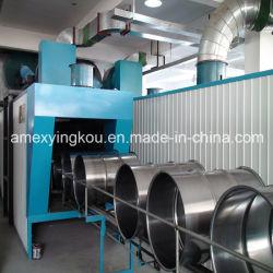 El lavado de sala de secado de tambor de acero de alta velocidad que hace la máquina o el tambor de acero de la línea de producción de barril de acero equipamiento de la máquina