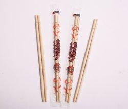 De ronde Eetstokjes van het Bamboe zijn Geschikt voor Allerlei Restaurants