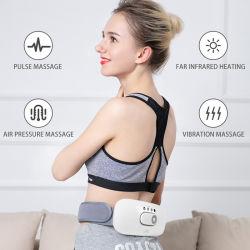 Het hete Verkopende Draadloze Elektrische Navulbare het Verwarmen van de Druk van de Lucht van de Tientallen van EMS Lagere AchterProduct van de Massage voor Taille Massager
