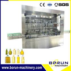 5L'huile comestible plafonnement de machine de remplissage de bouteilles d'étanchéité