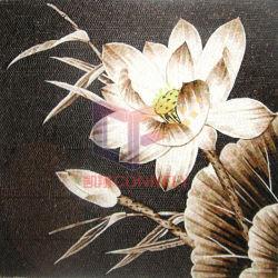 Waterlily 유리제 훈장 예술 모자이크 (CFD192)