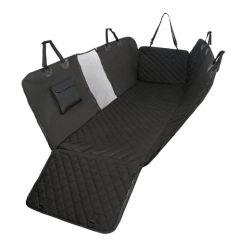 Asiento de Atrás del coche de la Mascota Hamaca Silla de coche impermeable para perros de la tapa la tapa del asiento de coche Pet