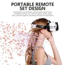 Contrôleur de jeu + cas VR 6e lunettes 3D de réalité virtuelle