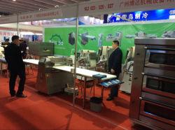 Máquina de Sheeter da massa de pão da exposição de Shanghai para a venda do equipamento da padaria