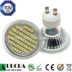 5050 SMD GU10 LEDランプ3W