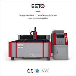 광고 산업용 CNC 8mm 금속 판금 기계 절단 750W 파이버 레이저
