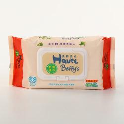La valeur usine Super pratique lingettes humides de bonne qualité essuyer Bébé