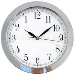 Fabricant de Sambo Cheap 12inch cadeau d'affaires en plastique Contraclockwise Horloge murale