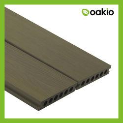 Schede esterne composite di plastica di legno all'ingrosso di Decking di WPC
