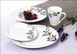 Bas prix de gros de dîner en porcelaine Vaisselle en céramique