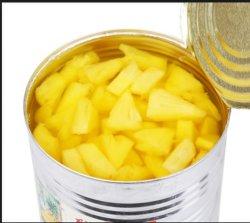 Vervaardiging van het Ingeblikte Voedsel van de Lekkernijen van de Ananas in Stroop