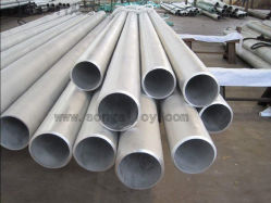 Astma312/TP316 tubo redondo de aço inoxidável com acabamento em Conserva
