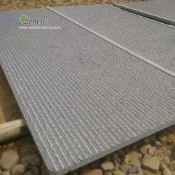 B402 de carreaux de basalte gris de Hainan Séparer les lignes