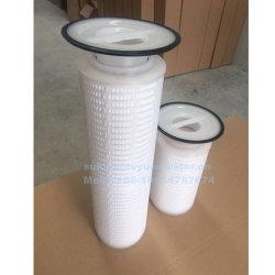 #1 2 hohes gefaltete Filtertüte des Fluss-pp. Polypropylen für Wasser/Flüssigkeit/chemische industrielle Filtration