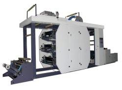 Шесть цветных Flexo печатной машины