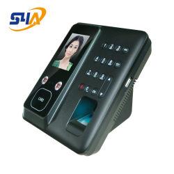 TM-F610 Facial El sistema de control de acceso biométrico de huellas dactilares y de momento la asistencia