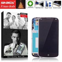 "LG Nexus4 LCDのLG E960 LCDの表示のためのフレームの斜面の計数化装置が付いているLG Optimus Googleの関連4 LCDの表示のタッチ画面のための5.2 """