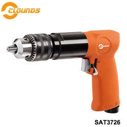 """3/8"""" de 1800tr/min sans fil haute vitesse type pistolet pistolet pneumatique percer Perceuse pneumatique réversible des outils de perçage de trous"""