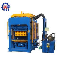 Полностью автоматическая регулировка давления в гидросистеме6-15 Qt кирпича машины для проверки компрессии цилиндров принятия решений
