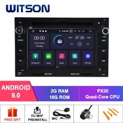 Witson Vierradantriebwagen-Kern Android 9.0 für eingebaute DAB+ Funktion Volkswagen-Golf/B5