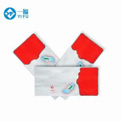 Medidas sanitárias guardanapo saco plástico de embalagem