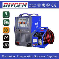 AC380V сварочный аппарат с одиночным импульсом для углеродистой стали тяжелой промышленности (DM500)