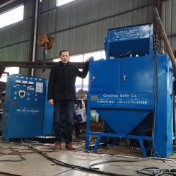 알루미늄 구리 플라스틱 기계 롤러 분리 정전기 분리기