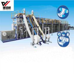 Semi-Servo fabbricazione del pannolino del bambino di alta qualità high-technology