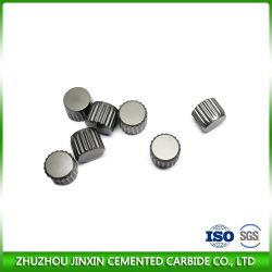Aceite de carburo de tungsteno en forma de botón de perforación, Tc dientes