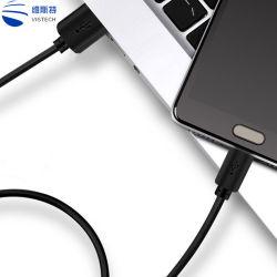 Mikro-Daten-Typ c-Kabel-Daten-Verbinder-Telefon-androides kundenspezifisches Firmenzeichen USB-2.0