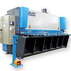 QC11K-8*2500mm feuille métallique de la guillotine de cisaillement hydraulique/ qualifiés de la faucheuse industriel de la plaque en aluminium