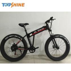 26 pulgadas de espesor ruedas bicicleta eléctrica con nieve Beach Cruiser