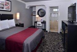 Mobilia di legno personalizzata per la camera da letto dell'hotel