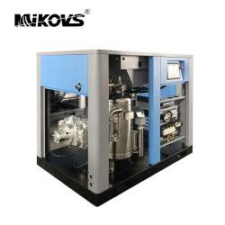 Nouveau type entraîné directement Huile basse pression compresseur d'air libre AC pour la couleur trieur Huile de lubrification de l'eau libre compresseur à air à vis unique