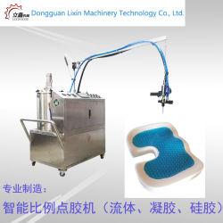 Coccyx-orthopädische Gel-Speicher-Schaumgummi-Auto-Sitzkissen-kühle Maschine