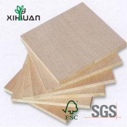Hölzerner lamellenförmig angeordneter Block-Vorstand aufbereitetes Holz des Vorstand-2-25mm