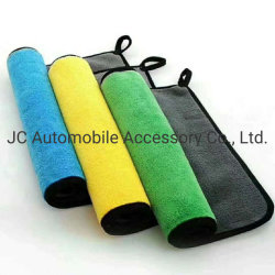 Produto de Cuidados de automóveis novos Double-Side Espessura Cores Toalha de limpeza 30 *40 cm
