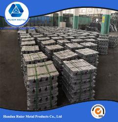 Les lingots de plomb pur à 99.99 %/ de plomb et les lingots de métal/ lingots de plomb refondu99.994 %