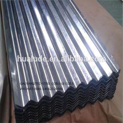 Gewölbtes galvanisierte Stahlblech verwendet für Baumaterial