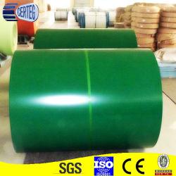 De Gele/Rode/Blauwe/Groene Kleur Geschilderde Rol van het Staal PPGI