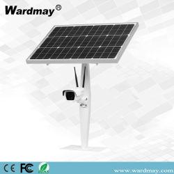 На солнечной энергии 2MP беспроводной связи 4G для использования вне помещений ИК-CCTV IP-камера PTZ с поддержкой 128 ГБ слот для карт памяти SD удаленного просмотра