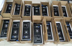 Système de sonorisation Pro Audio DSP Module amplificateur de puissance active