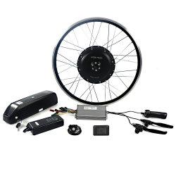 Greenpedel 48V 500W Tricycle électrique kit moteur moyeu Ebike