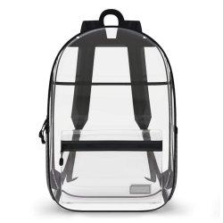 Transparenter großer Hochleistungsfreier raum Belüftung-Schule-Rucksack