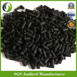 Professional Fabricante de Carbón activado granular Coal-Based Negro Pellet en columnas de carbón activado en polvo
