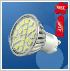 GU10 SMD5050 4W LED Spotlight (TUV&CE&RoHS)