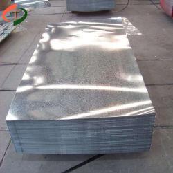 Warm gewalzte Kohlenstoffstahl-Platte der Frau-walzte Metall4x8 galvanisiertes Stahlblech kalt