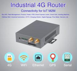 Industrielles Modem dem Verfolger zu des LAN-Enrutador 4G Fräser-CDMA GPS