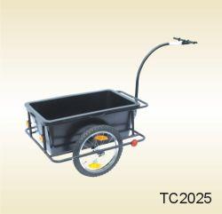 La carga de remolque de bicicleta Portabicicletas Jardín emparejador de uso (TC2025)